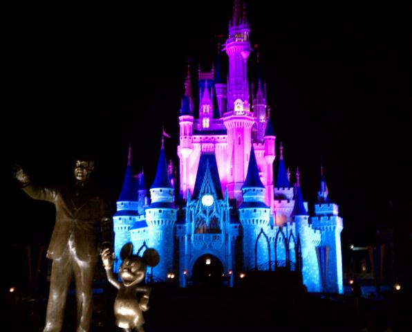Disney Cinderella Castle OLP Travel