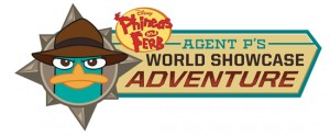 Agent P Epcot For Kids
