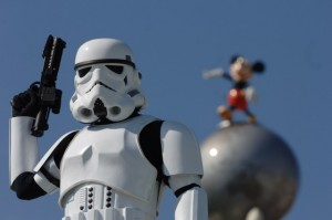Disney Star Wars Weekends OLP Travel