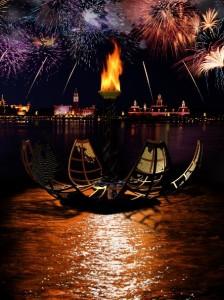 Disney Fireworks Illuminations at Epcot