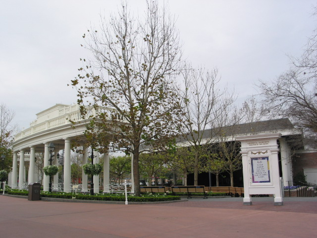 Epcot 30th America Gardens Theatre Olp Travel News Views