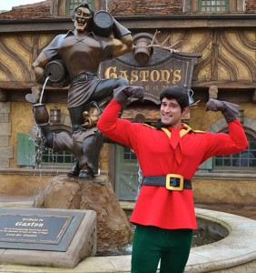 Belle's Village Will Feature the Character Gaston in Fantasyland