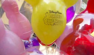 Disney News Limited Time Magic baloons