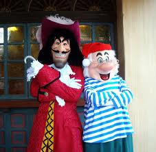 Captain Hook & Smee