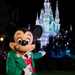 Mickey Mouse at Mickey's Very Merry Christmas Party