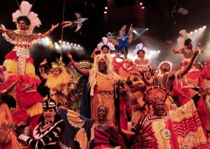 Animal Kingdom Lion King Show