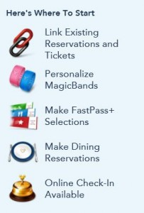 Disney Magic Bands - My Disney Experience