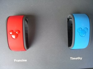 Disney Magic Bands Beta Test