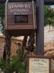 Disney Vacation - Under the Sea Journey of the Little Mermaid