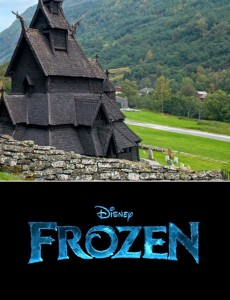 Adventures by Disney Norway Frozen Experience - Stave Church
