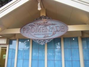 Epcot Dining Promenade Refreshments