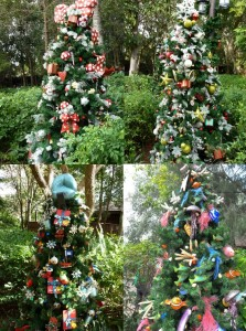 Camp Minnie Mickey Christmas Trees