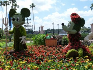 Disney World Discounts Flower and Garden Festival