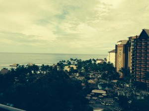 Aulani This Morning