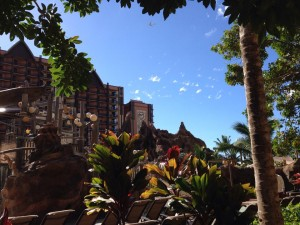 Aulani in the Morning