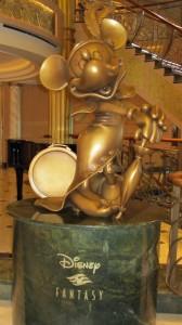 Disney Cruise Fantasy Icon Minnie