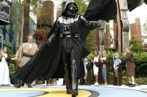 Star Wars Weekends Jedi Training