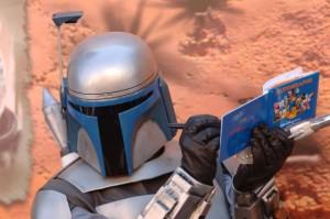 Star Wars Weekends Storm Trooper Autograph
