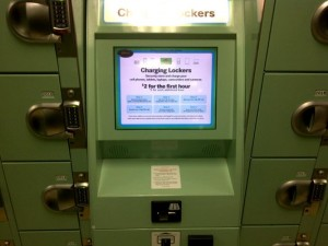 Phone charging locker to be installed at Magic Kingdom.