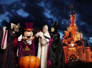 Villains Mickey
