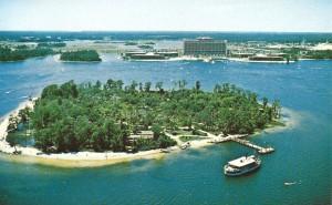 Disney's Discovery Island in Bay Lake