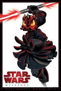 Disney Star Wars Weekends OLP Travel