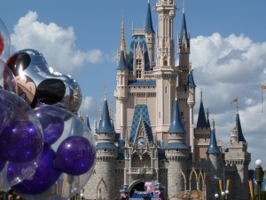 Walt Disney World travel agent