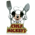 chef mickey's logo
