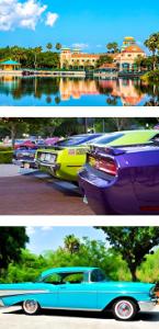 Disney News Dream car Weekend at Coronado Springs