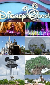 Disney News - Must Be 14 To Enter Theme Parks Alone