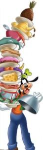 Disney Pin Code - Goofy