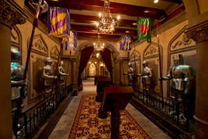 Be Our Guest Entrance Disney Dining