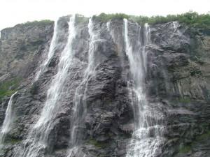 Adventures by Disney Seven Sisters Waterfall