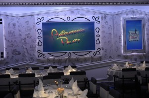 Disney Cruise Line Animator's Palate