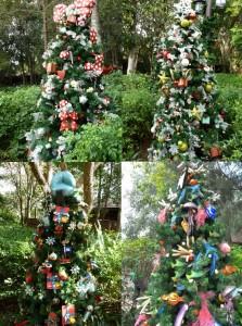 Camp Minnie Mickey Christmas Trees