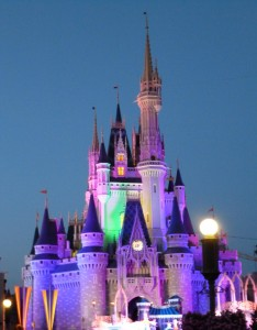 Touring Magic Kingdom With FastPass+ Cinderella's Castle