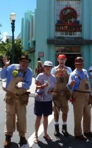 Disney Side in Hollywood Studios
