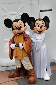 star wars mickey