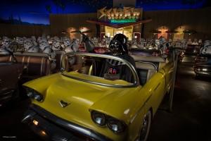 Darth Vader Sci Fi