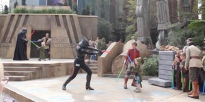 The Jedi Training Academy - Disney's Hollywood Studios
