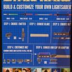 build lightsaber