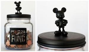 disney savings jar complete