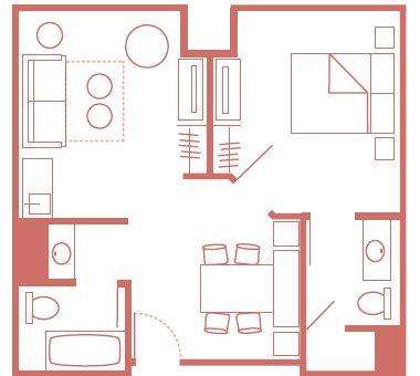 disney art of animation floor plan olp travel news