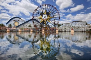 California Adventure Theme park