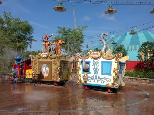 Disney Travel Casey Splash n Soak Station WDW