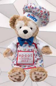 Duffy the Disney Bear Food and Wine Festival Outfit
