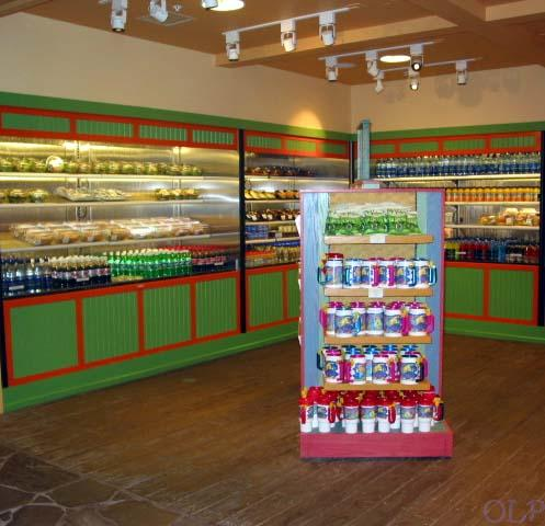 Caribbean Beach Resort Food Court Menu