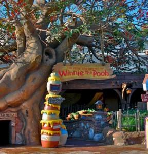 Disney Interactive Queues Many Adventures of Winnie the Pooh