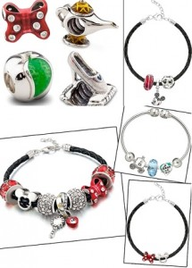 Disney Gift - Chamilia Interchangeable Beads