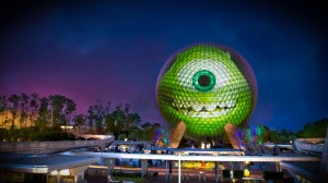 Monstrous Summer  Spaceship Earth